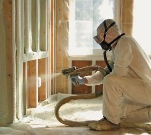 Spray foam insulation in Montreal