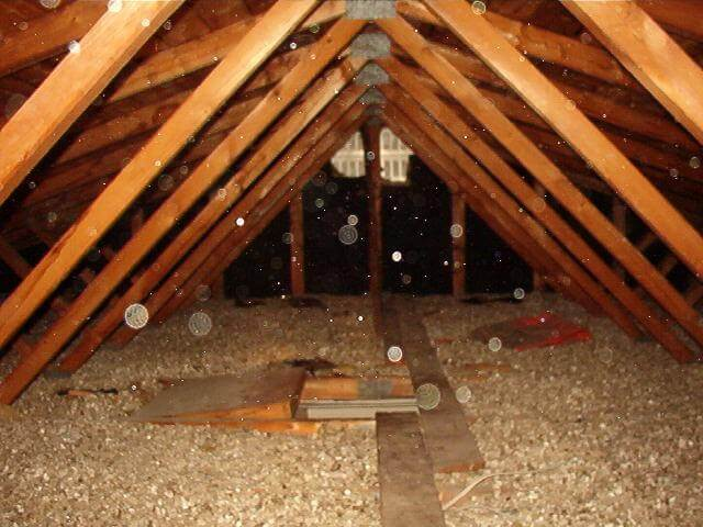 Vermiculite Removal Amp Decontamination Montreal Laval