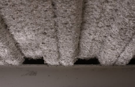 Asbestos insulation, roof decontamination in Montreal