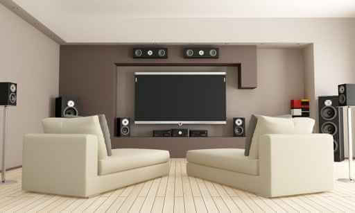 Acoustic Insulation Services From Home Theater