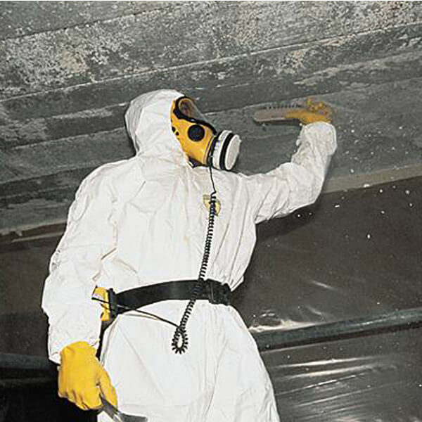 Contractor - asbestos removal & decontamination service