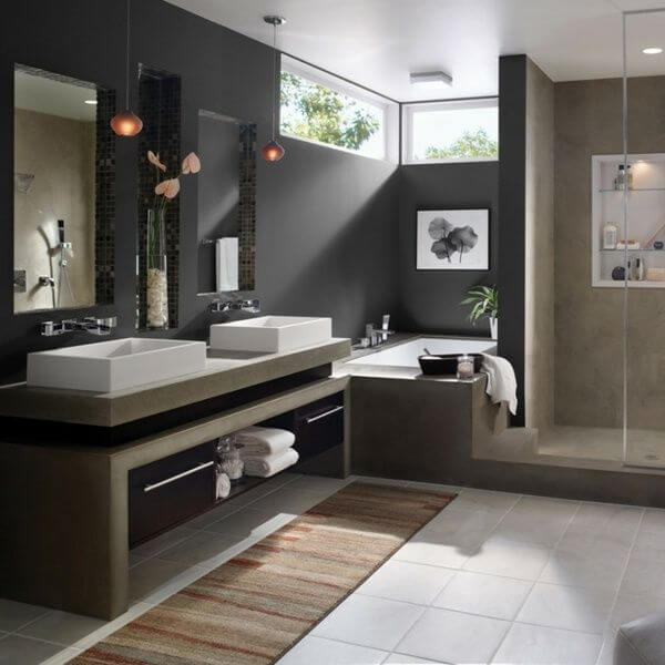 General contractor - bathroom remodeling services in Montreal