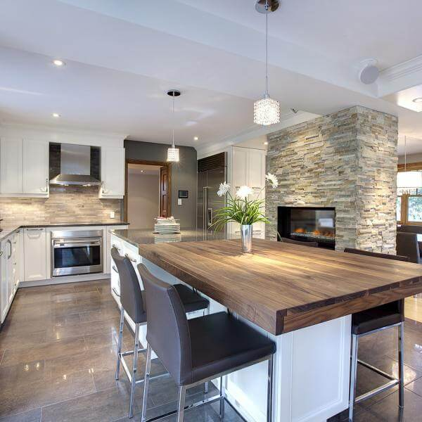 General contractor - kitchen remodeling services Montreal