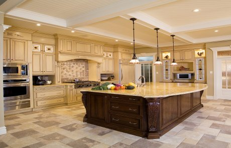 Kitchen renovation service