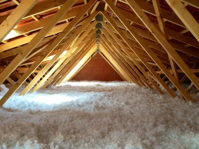 Roof and attic insulation in Montreal