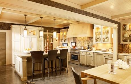 Entrepreneur en rénovation de cuisine - Montréal Laval Longueuil