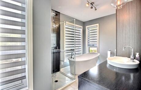 Entrepreneur en rénovation de salle de bain - Montréal, Laval, Longueuil - 01