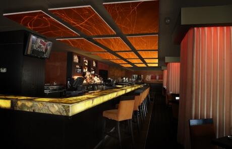 Insonorisation restaurant - Montréal, Québec - 02