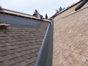 la noue tanch it de la toiture couvreurs r novert. Black Bedroom Furniture Sets. Home Design Ideas