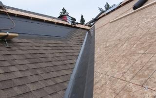 Étanchéité toiture, réparation de toit, Montréal
