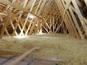 Isolation de votre toit