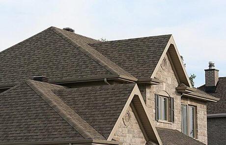 Réfection de toiture de bardeaux
