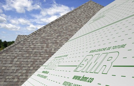 Réfection de toit, Montréal