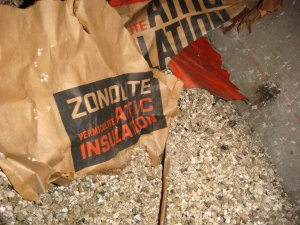 Décontamination de vermiculite, Granby