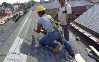 Rénovation de toiture, Brossard