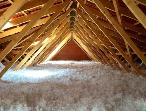 Isolation de toit, Repentigny