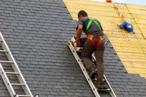Rénovation de toit, Drummondville