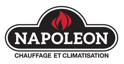 Thermopompe murale Napoléon, 24000 btu - Logo