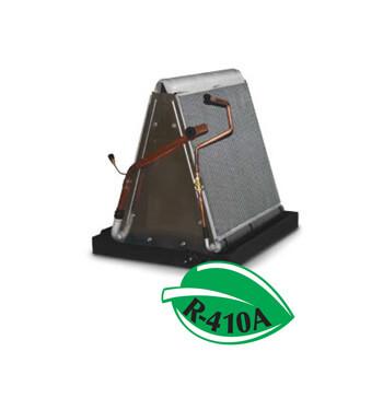 Thermopompes Kelvinator, serpentins microcanaux en aluminium