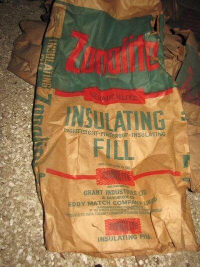 Décontamination de vermiculite, L'Assomption
