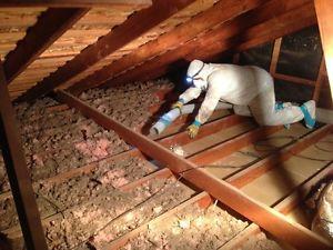 Entrepreneur en décontamination de vermiculite à L'Assomption