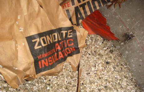 Décontamination de vermiculite à Joliette, Zonolite