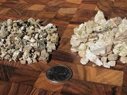 Test de vermiculite (Zonolite), Montréal