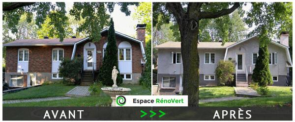 Extérieur De Maison peintres extérieur de maison   espace rénovert