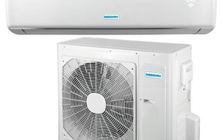 Thermopompe murale, Comfortmaker 12000 Btu - SoftSound Deluxe A
