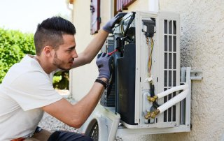 Réparation de thermopompe à Montréal