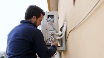 Réparation de thermopompe et air climatisé