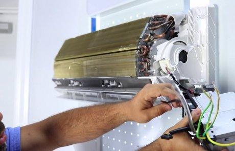 Réparation de thermopompe murale, problème condensation