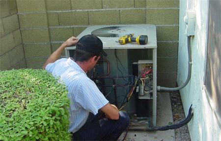 Réparation de thermopompe centrale, Longueuil