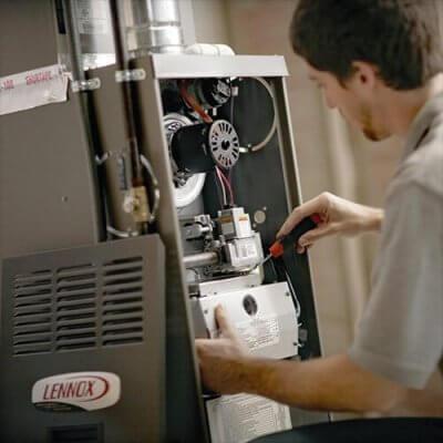 Réparation de fournaises (électriques, au gaz, ou au mazout)